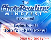 Photoreading Mindfest